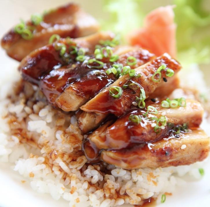 Quick & Easy Baked Teriyaki Chicken Recipe