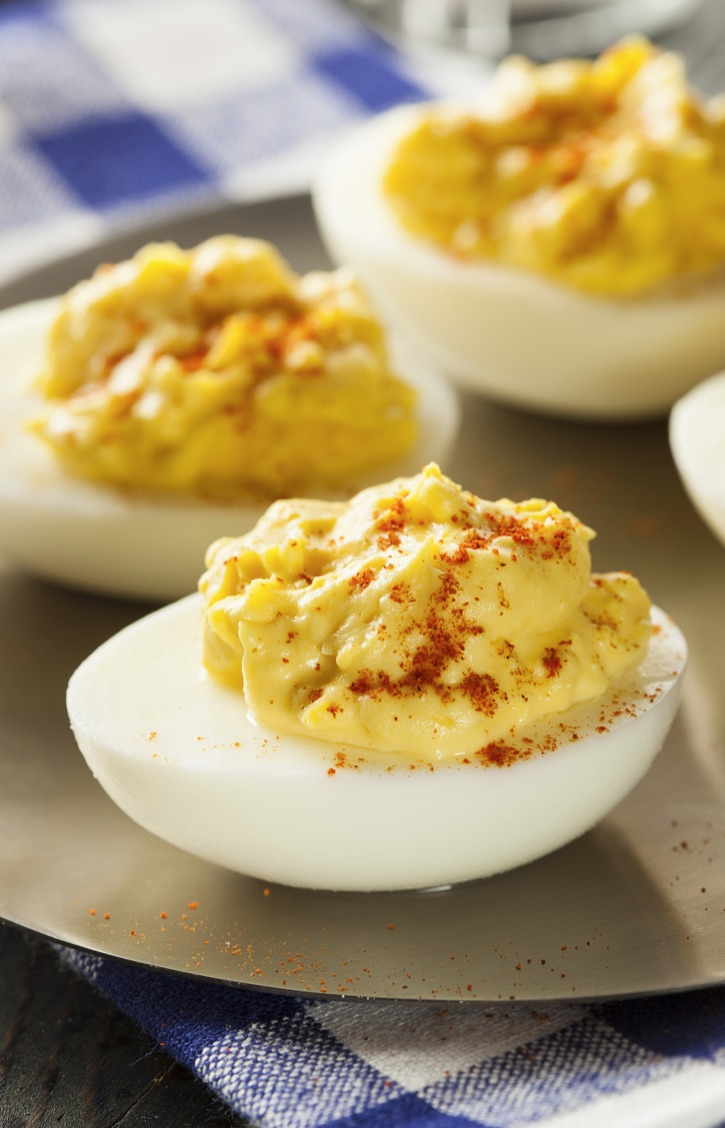 The Best Classic Deviled Eggs The Lazy Dish